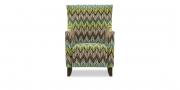 ALF - Sessel mit hoher Lehne im Stoff Sonnhaus Choice 2