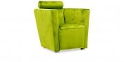 ARTHE - Sessel im grünen Samtstoff von S & V Elegant Gloria 2