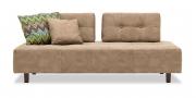 ASTORIA - 2,5 Platz Sofa im Stoff HF Buffalo sand