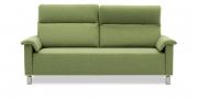 BATIDA - 2,5 Platz Sofa im Stoff Mercis Boom hellgrün