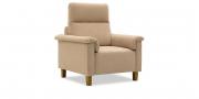 BATIDA - Sessel im Stoff Höpke Princess beige