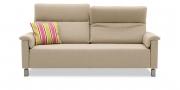 BATIDA - 2,5 Platz Sofa im Stoff HF Unisa natur