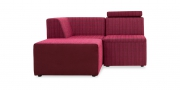 CF300  - Sitz Kombination in pinkem Stoff