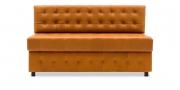 CF404 - Sitzbank in Leder cognac