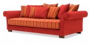DIVAN - Sofa im Stoff S & V Toscana BiColor