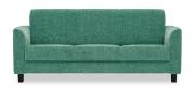 LIBERTY-COMO - 3 Platz Sofa im grünen Stoff