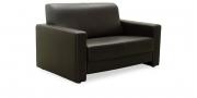 LIBERTY-Jamaika - 2 Platz Sofa in braunem Leder