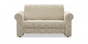 LIBERTY-LOLA - 2 Platz Sofa in Stoff S&V Velvet Brandenburg beige
