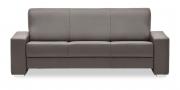 LIBERTY-Ohio - 3 Platz Sofa in anthrazitfarbenem Leder