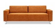 SIRIUS - 2,5 Platz Sofa in Stoff Vintage Style Buffalo terracotta