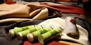Lederpflege Keralux für Ledersofa