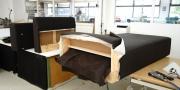 fertiges Modell Sofa Sirius in der Entwicklung