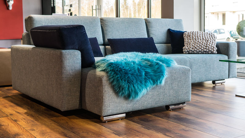 Stoffkollektion MAGIC Relax easy clean Sofa Sirius