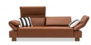 neues Modell Fugo als 2,5 Platz in Leder braun