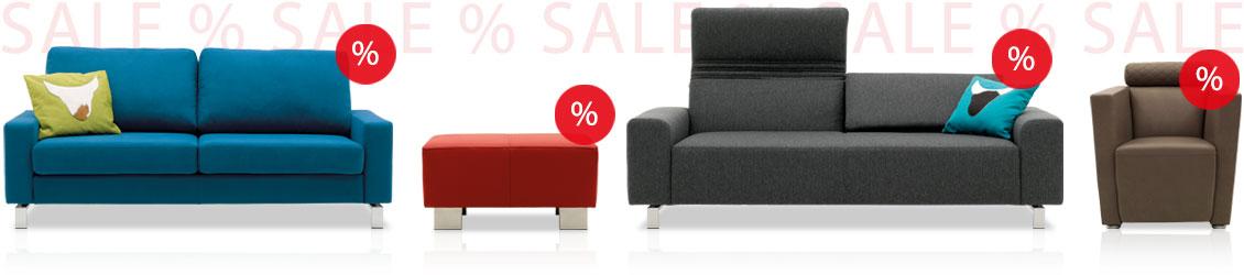 Reduzierte sofas sessel zum sofort mitnehmen for Ausstellungsstucke sofa