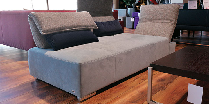 Bono - 2,5 Platz Sofa Alcantara + S&V Magic
